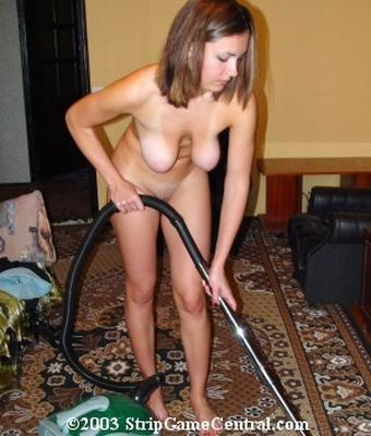 Women Doing Housework Nude