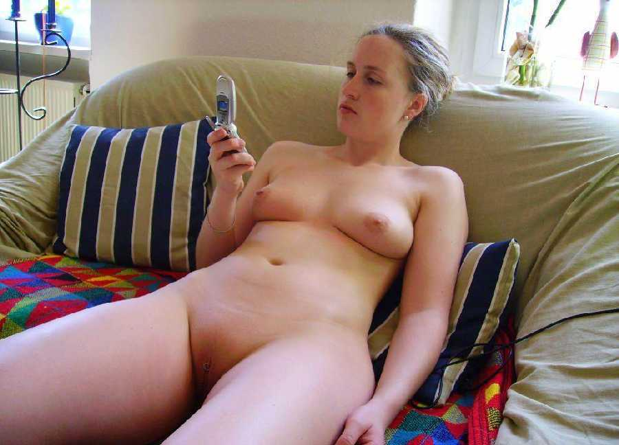 Nude pictures on phone