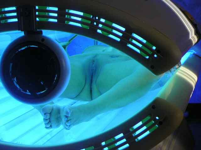 Nude Tanning. I am male. I used to go to a tanning salon where one of my ...