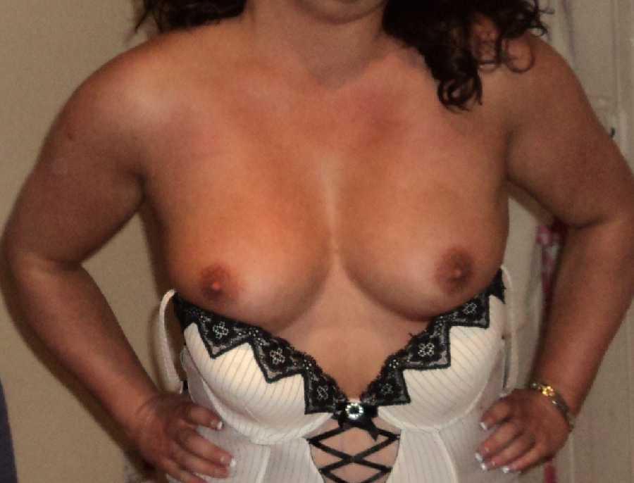 Topless Fiancee