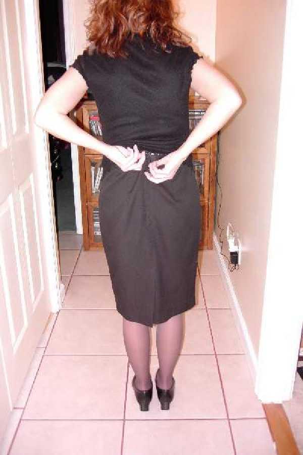 Black Skirt Dare