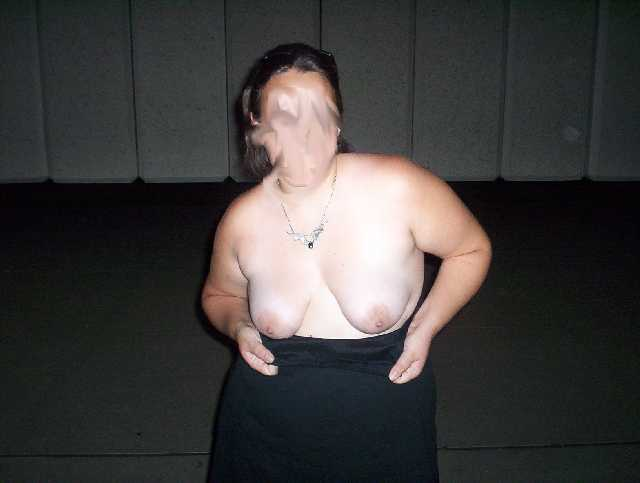 Tube Top Wife