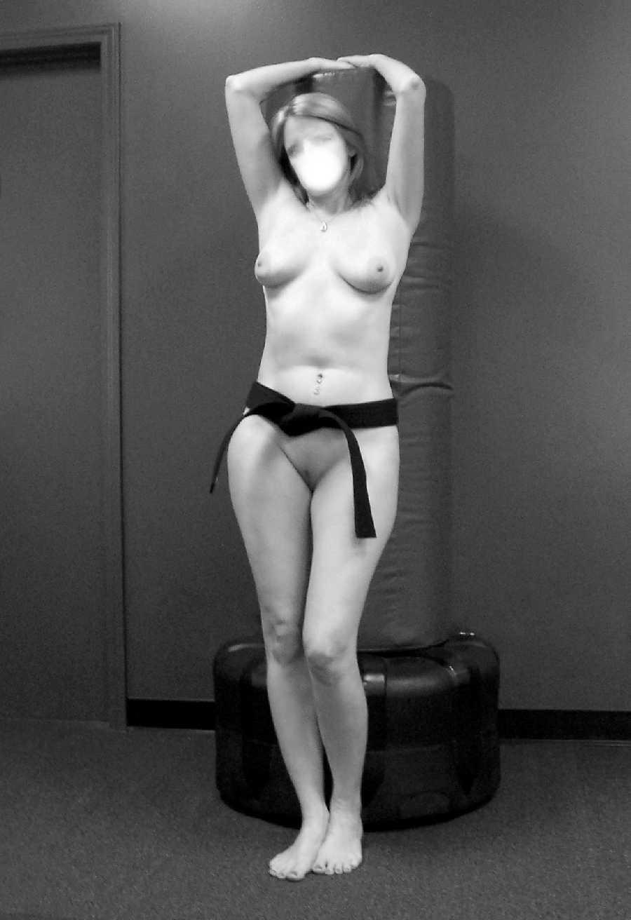 Nude karate women video sex movie
