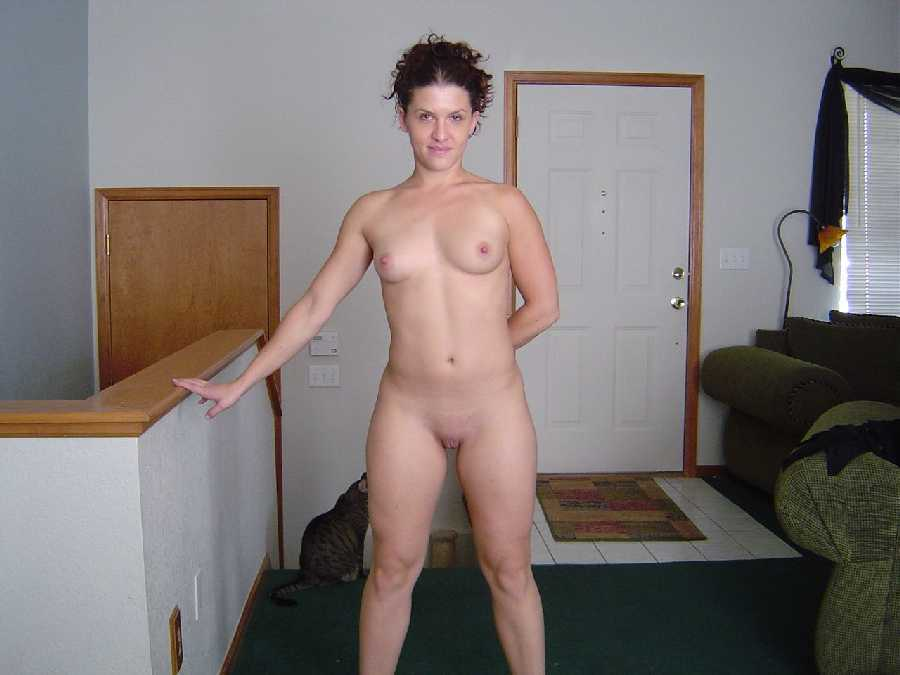 Normal naked wife