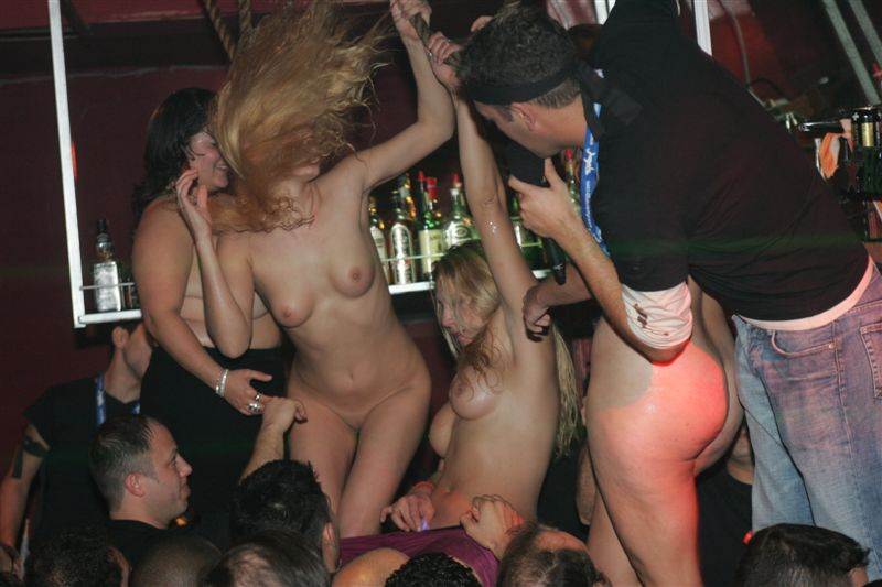 Nude dance contests vids