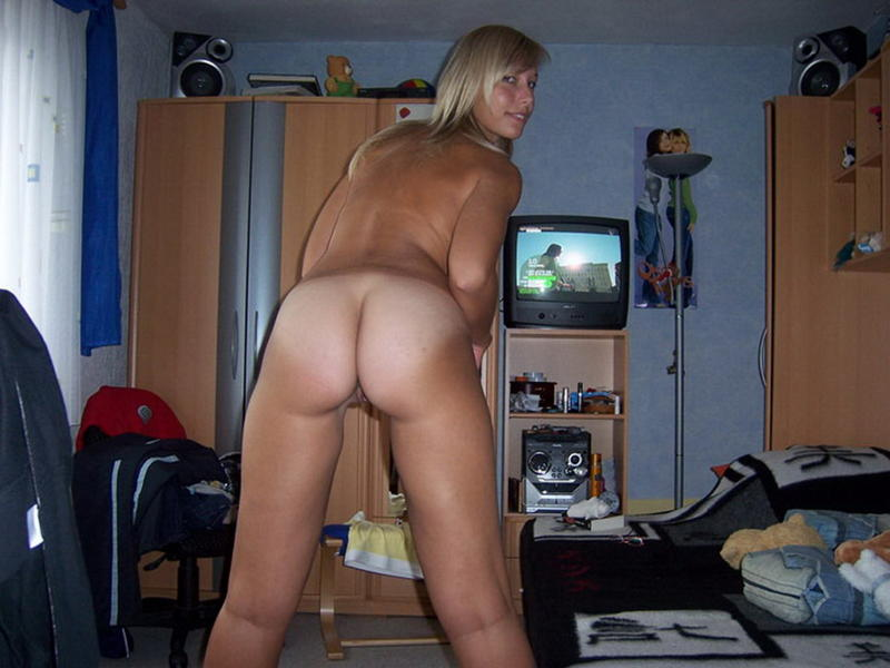 Nude ameture butt