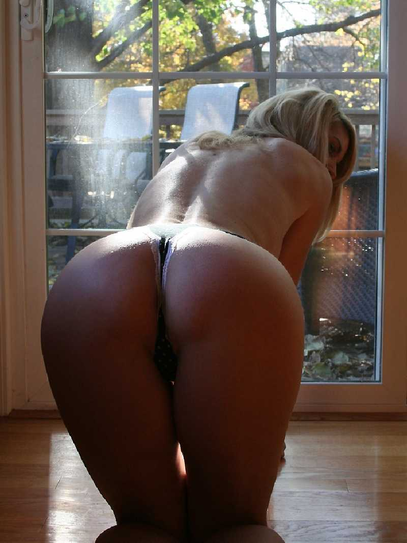 Wife Nude Near Window