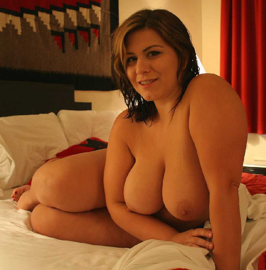 Very large naked breasts #15