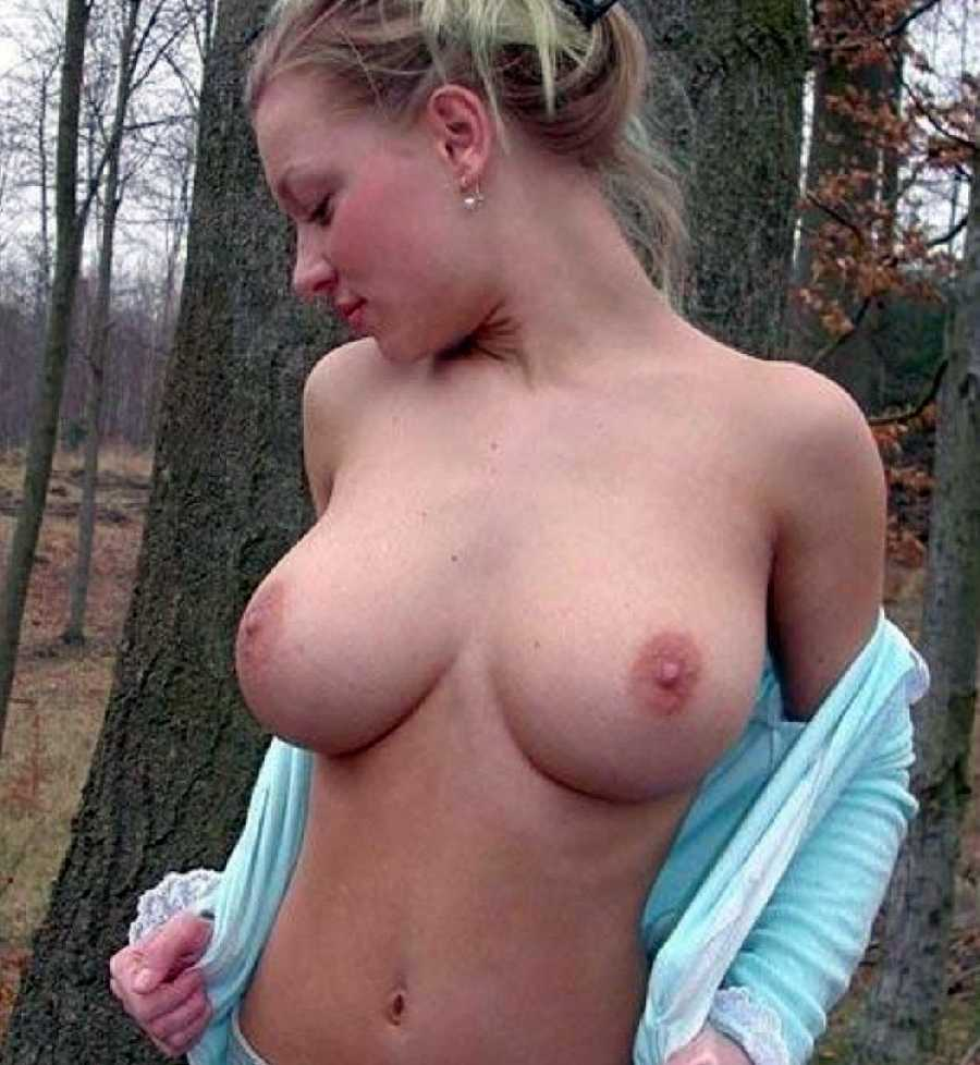 female breasts - women's large and firm breasts