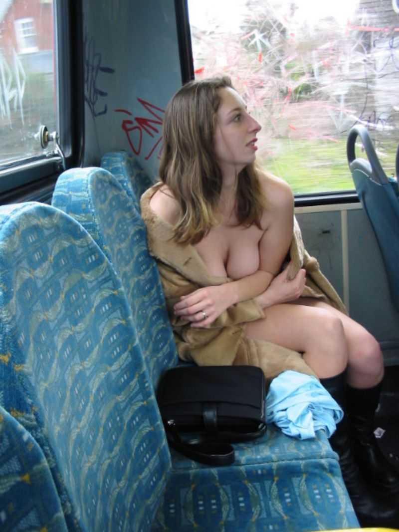 Nude in bus pic nsfw scenes