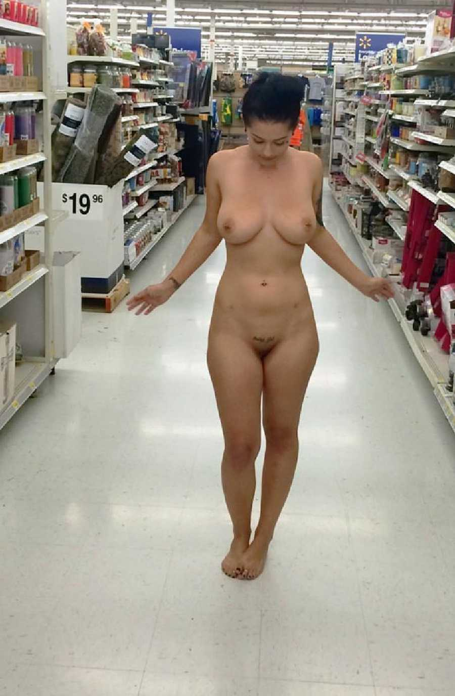 Pussy big shaved cock