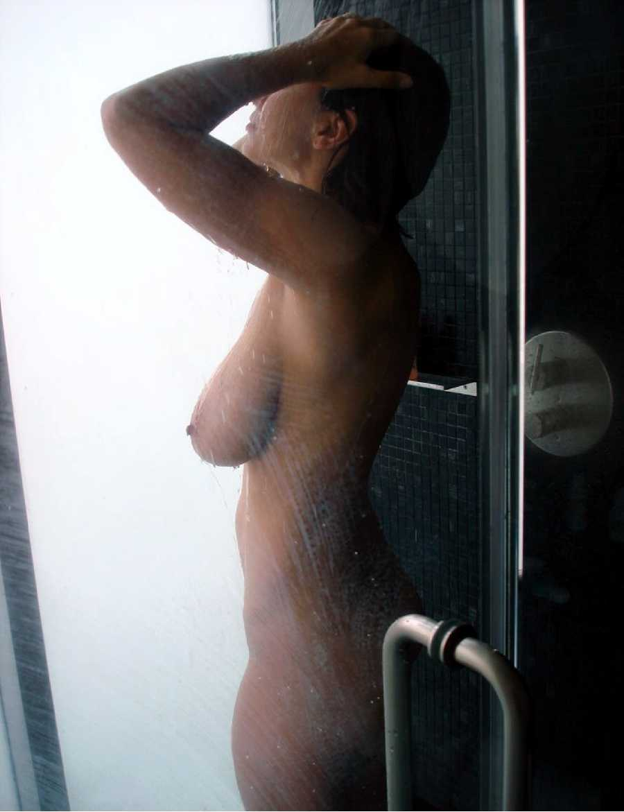 Caught in the Shower