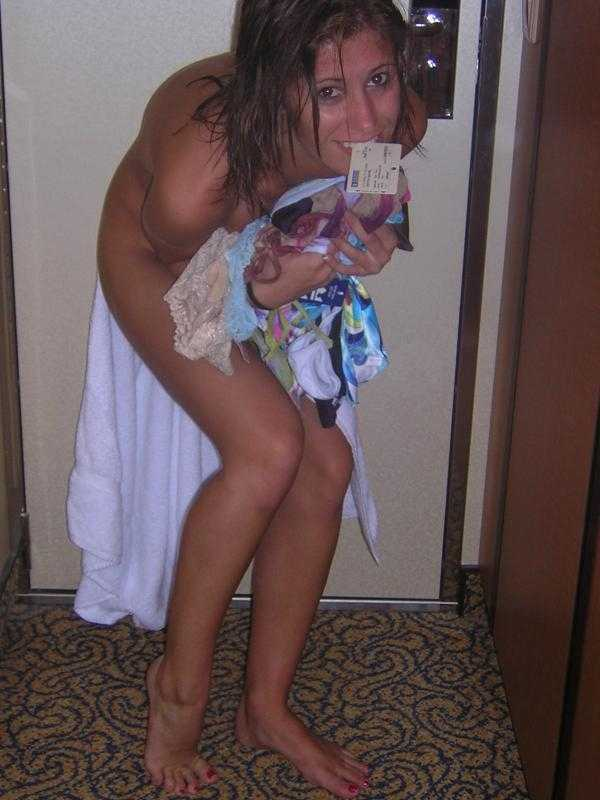 Older women embarrassing coed nudity