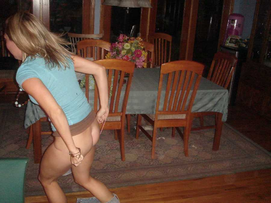 Wife embarrassing nude funny