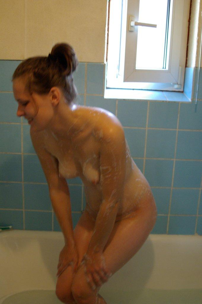 Girls Caught In The Shower