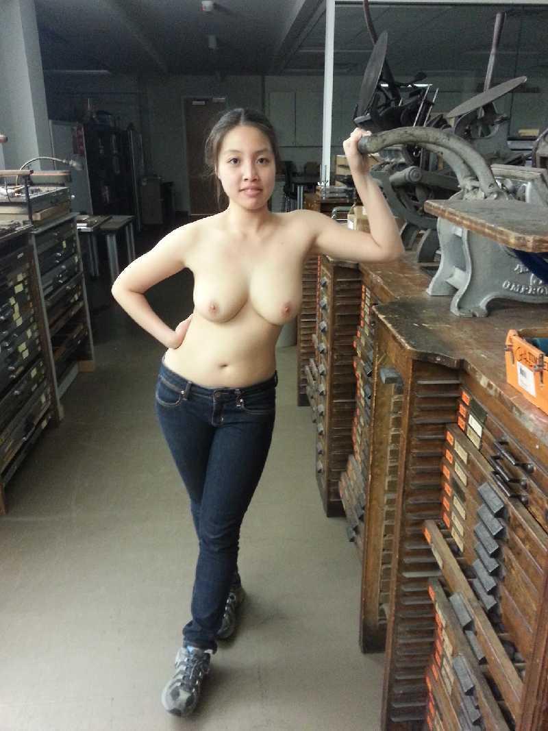 Amateur asian jeans hot nude 3
