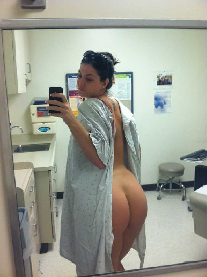 Girl nude at doctors office picture 877