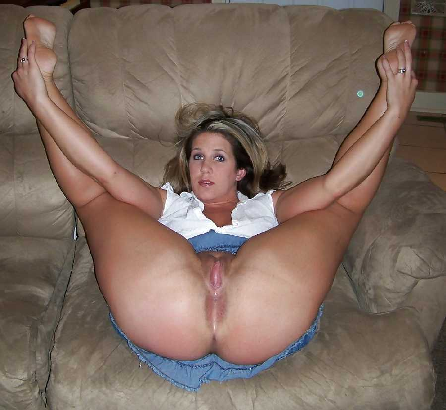 Flexible wife naked