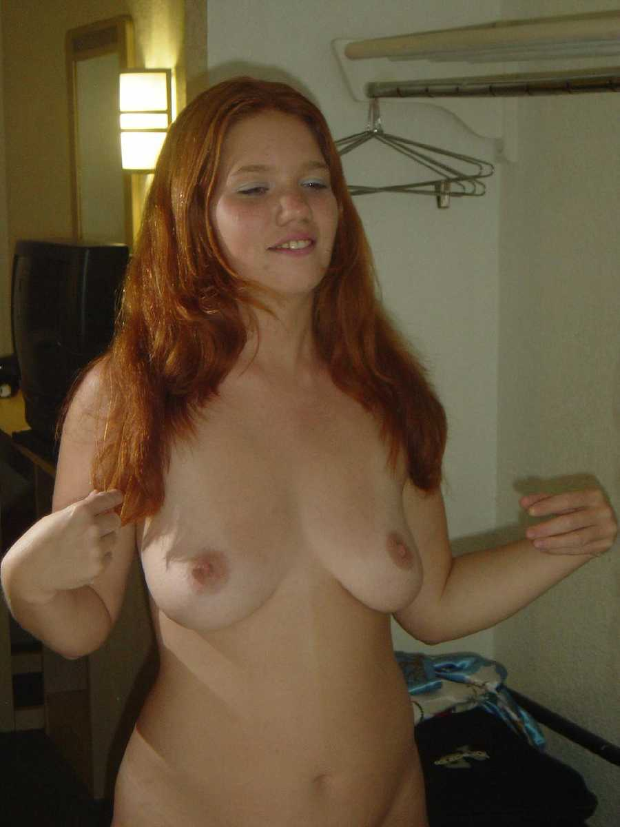 Nude freckled girl 10