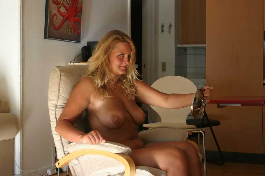 Voluptuous naked amateur women #15