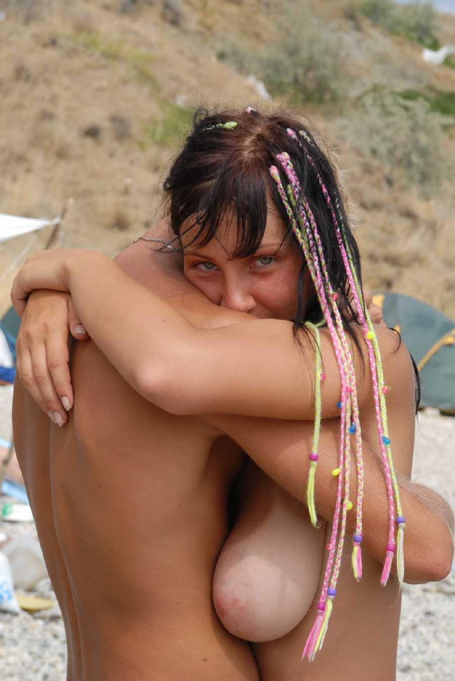 Nude hippie girl big boobs images