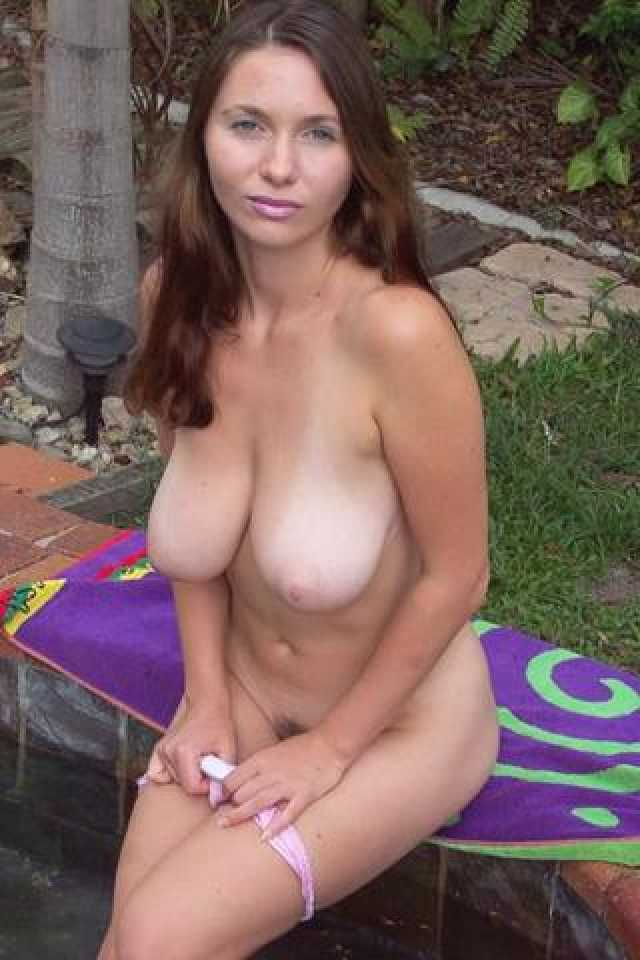 Wife next door nude