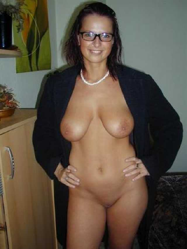 Naked women glasses