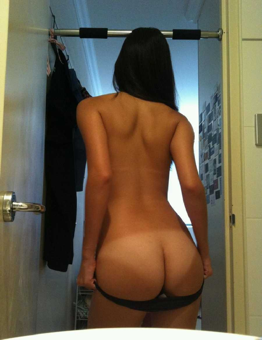 Girls cum covered asses