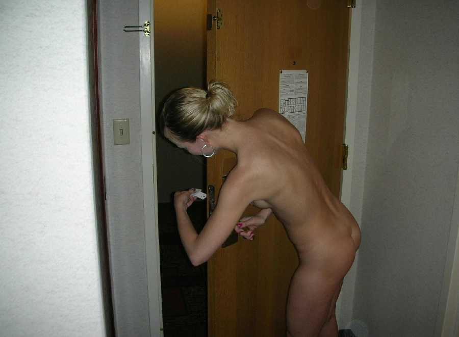 Wife naked at hotel stories