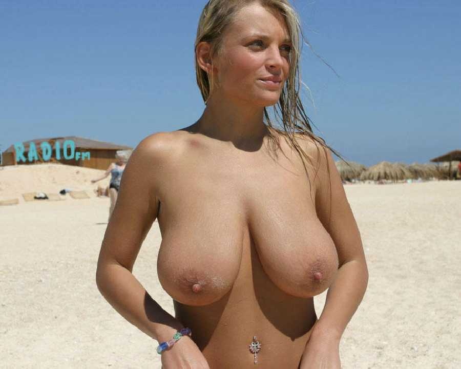 Medium size boobs naked