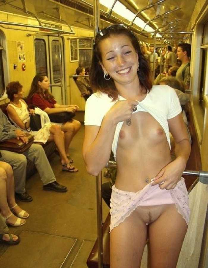 Regular women showing their tits