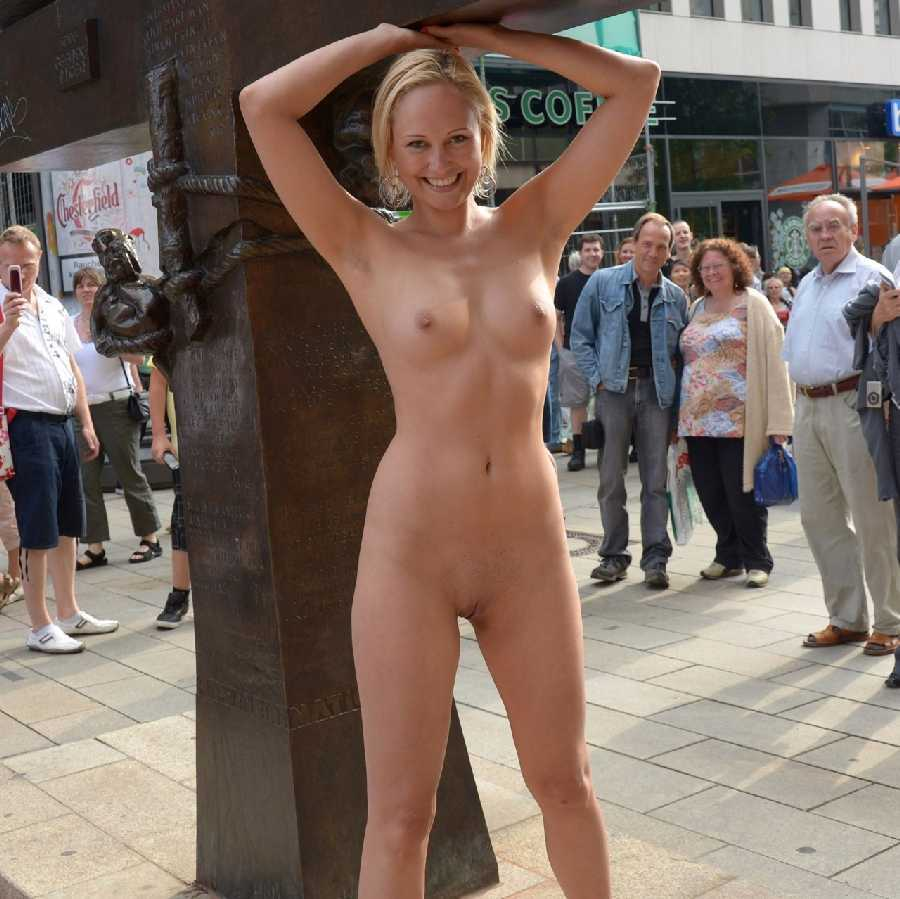 Nude Naked In Public