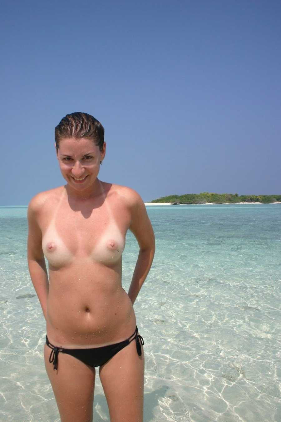 nudist beach girl Nude in Jamaica.