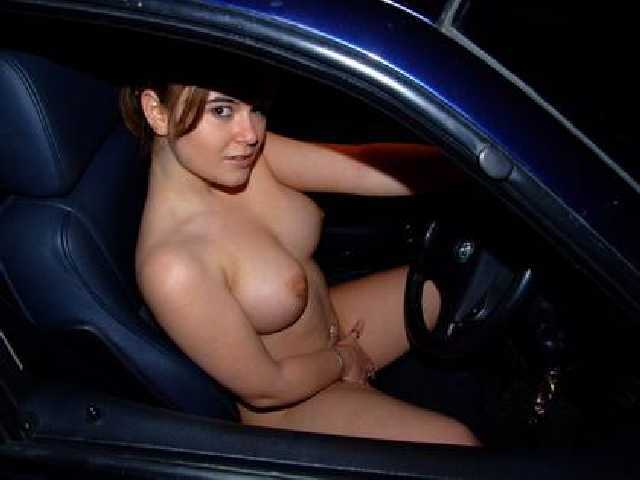 Nude The Women In Driving