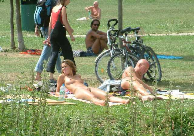 Nudist camps in wash