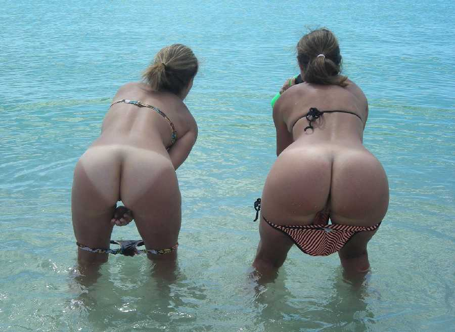 Naked Girls Bent Over
