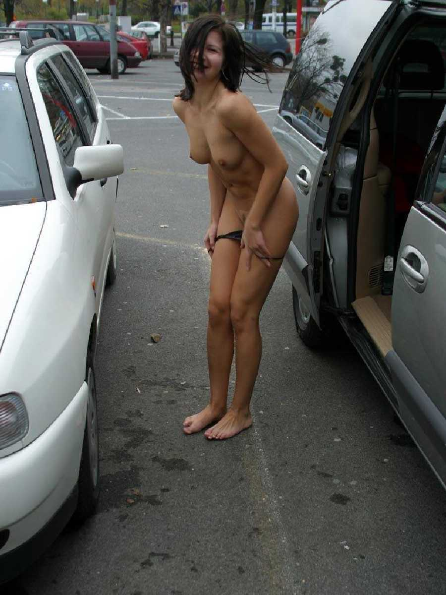 My wife likes to be nude in public