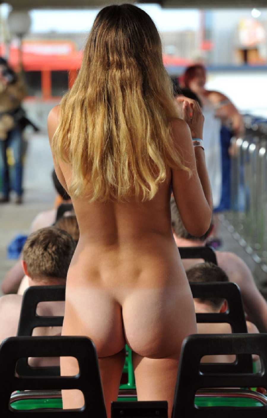 Nude girls on roller coaster free porn fucking photos