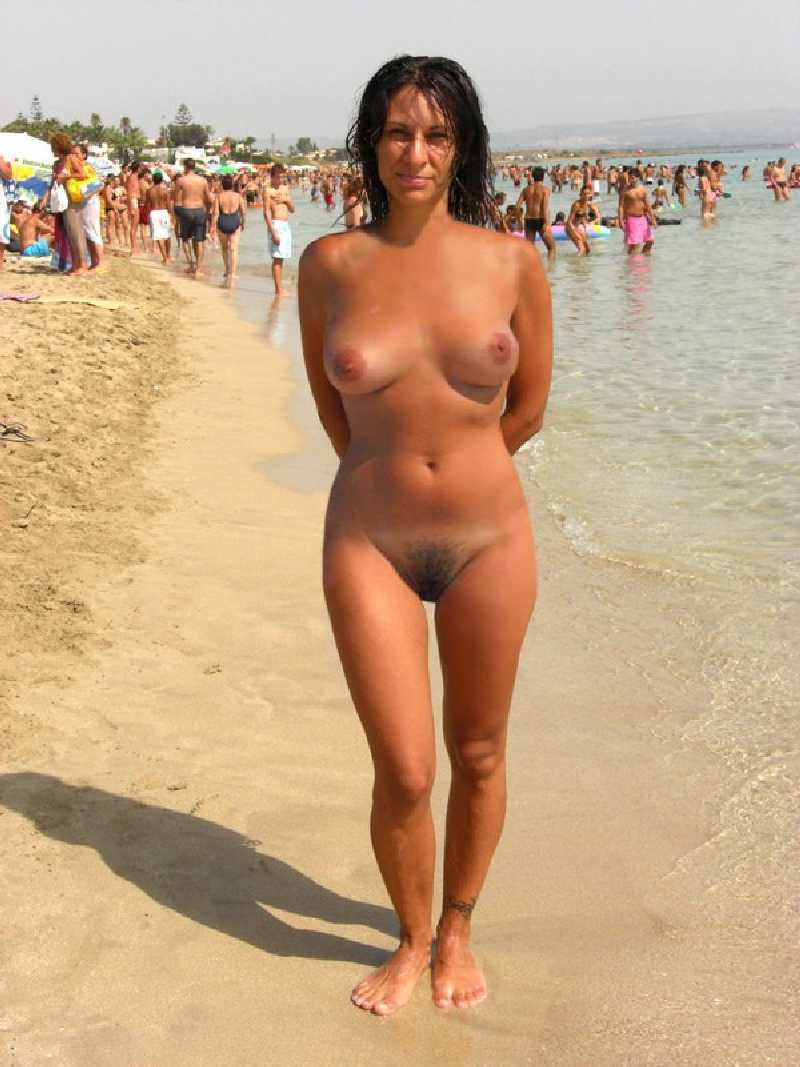 only-one-nude girl