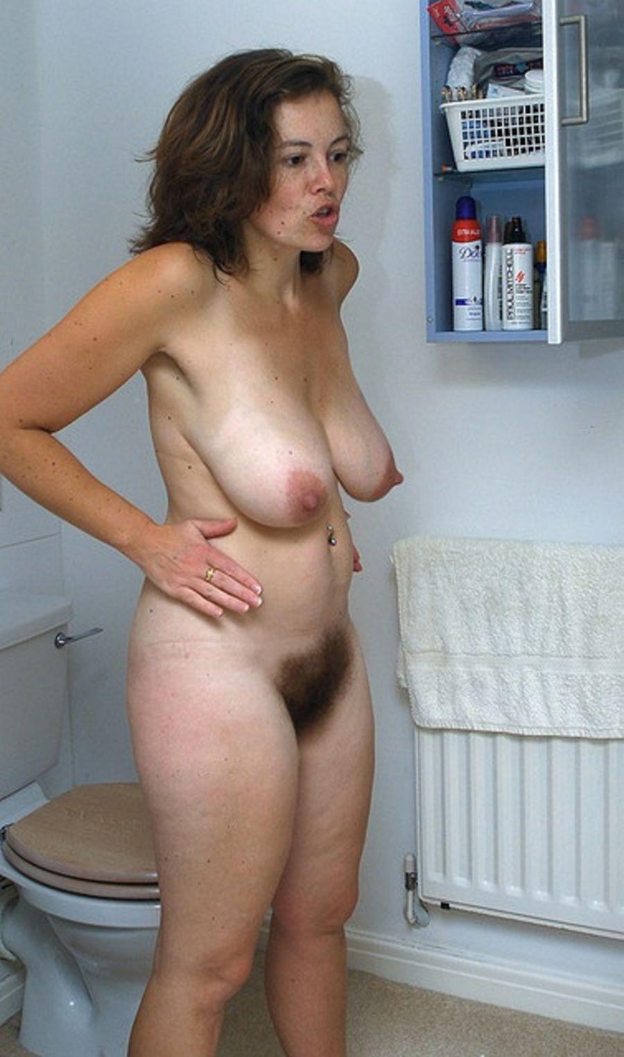 Angry nude milf