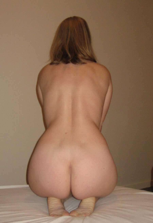Milf got back nude