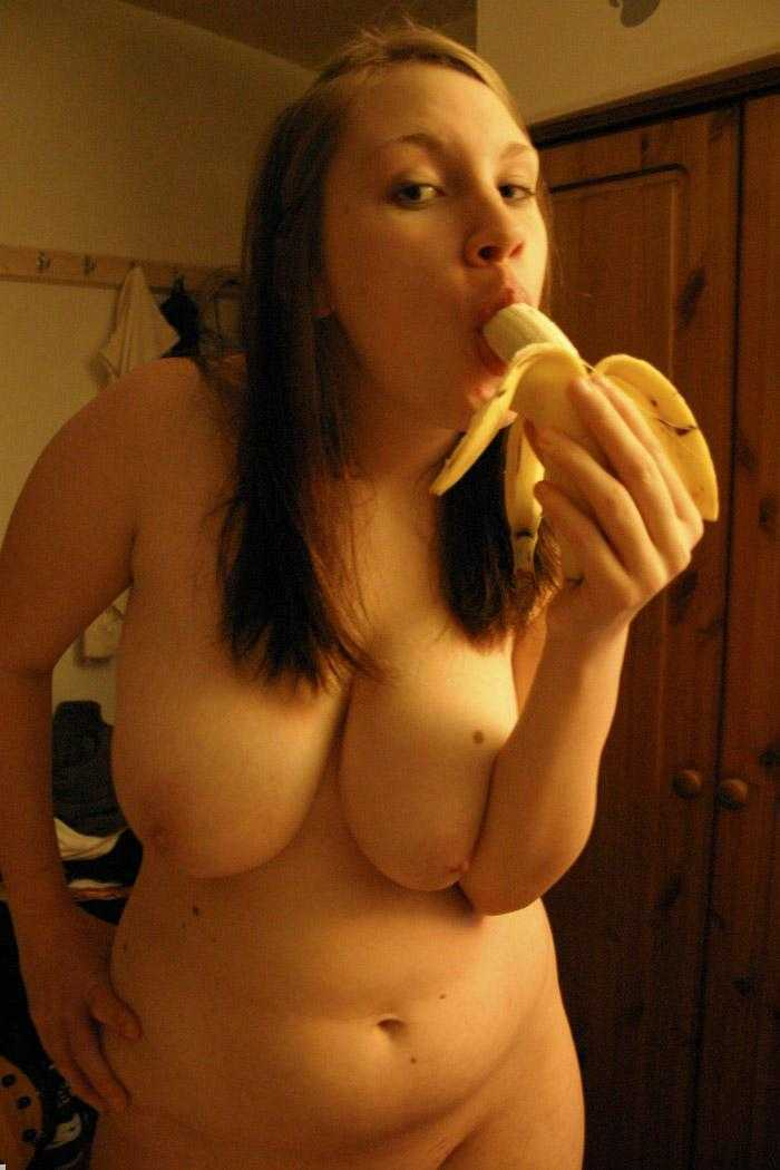 Amateur nude self shots