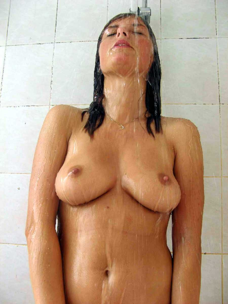 Naked Girl Shower Nude