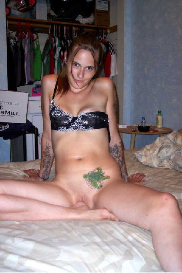 Hot nude girls with tattoos