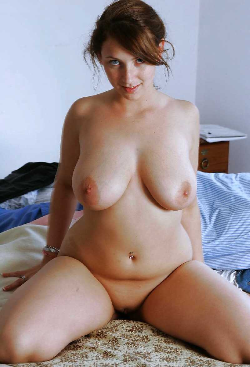Thick naked wife