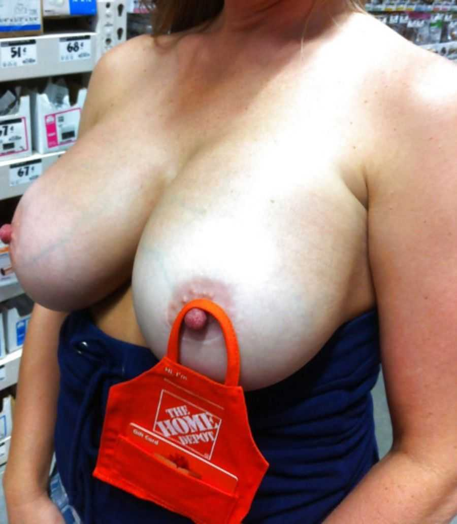 Home depot nude flashers