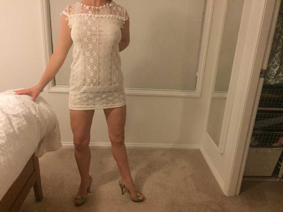 A Short, Short Dress