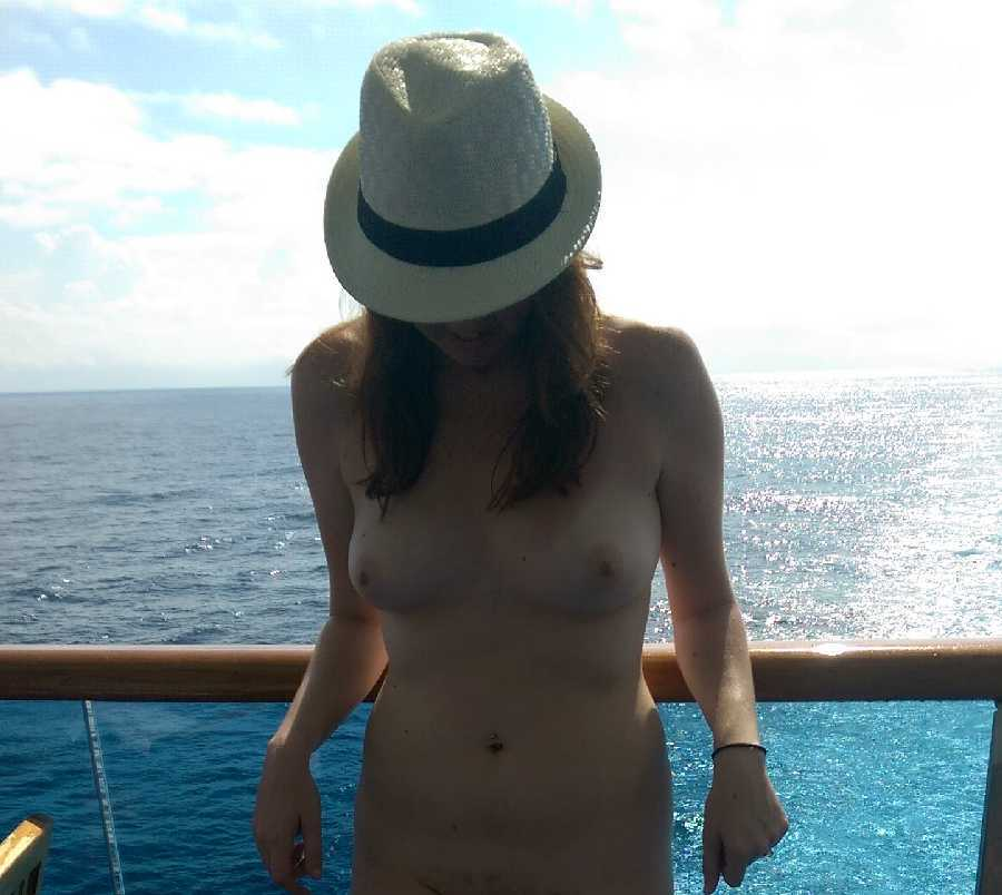 Cruise Balcony Nudity
