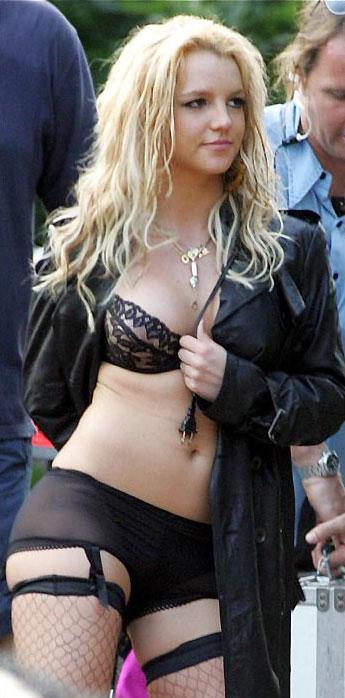 Britney spears voyeur