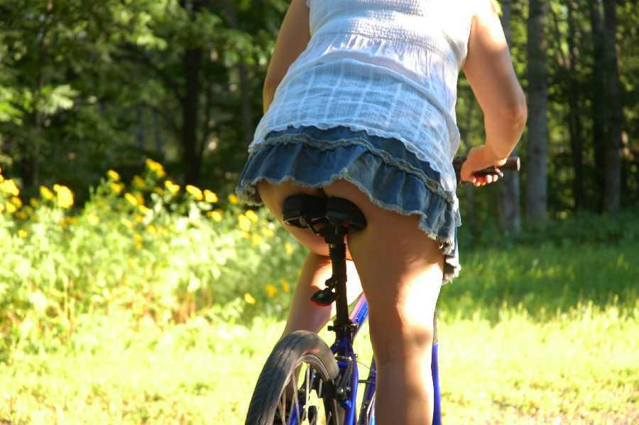 Biking Dare